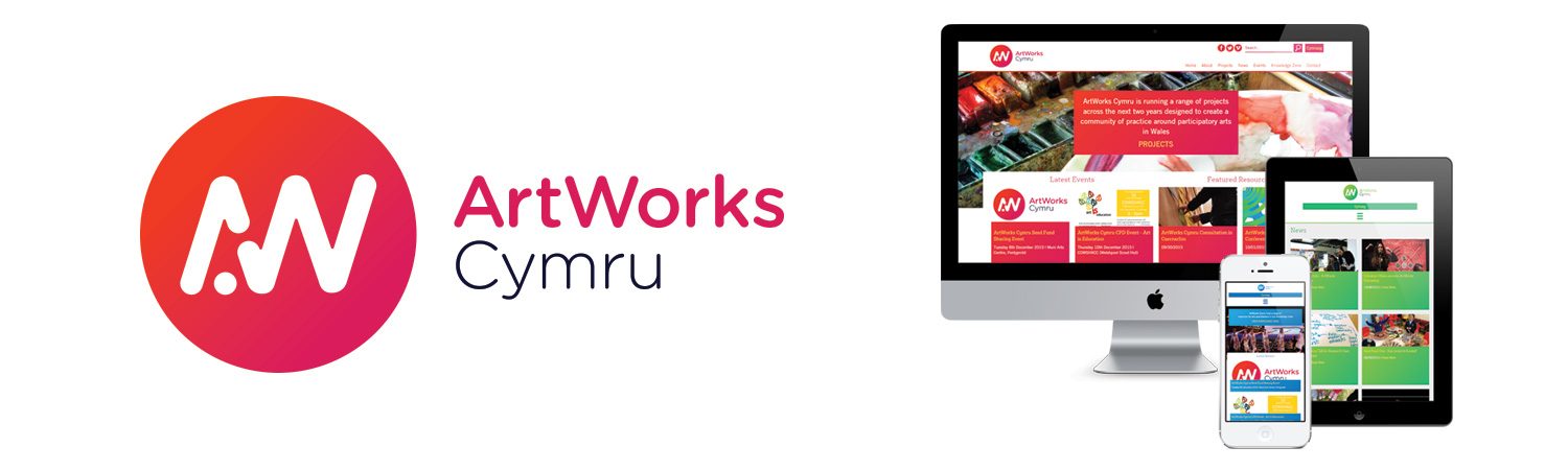 ArtWorks Cymru Graphic Design Case Study