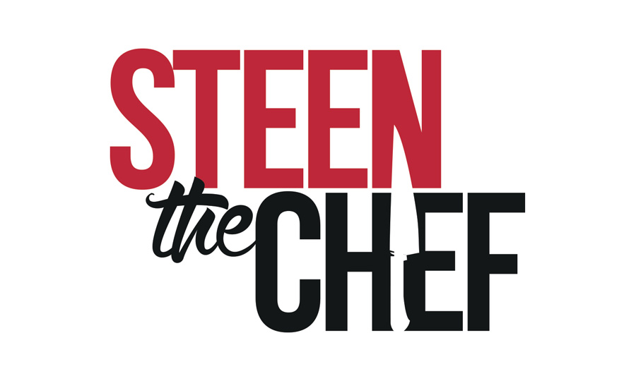 Steen the Chef Logo Design